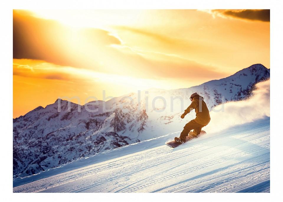 Панно Ekoramka (70х50 см) Сноуборд 1708023К7050
