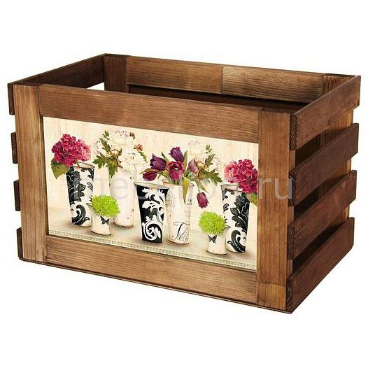 Ящик декоративный Акита Букеты 825 фаллоимитатор акита
