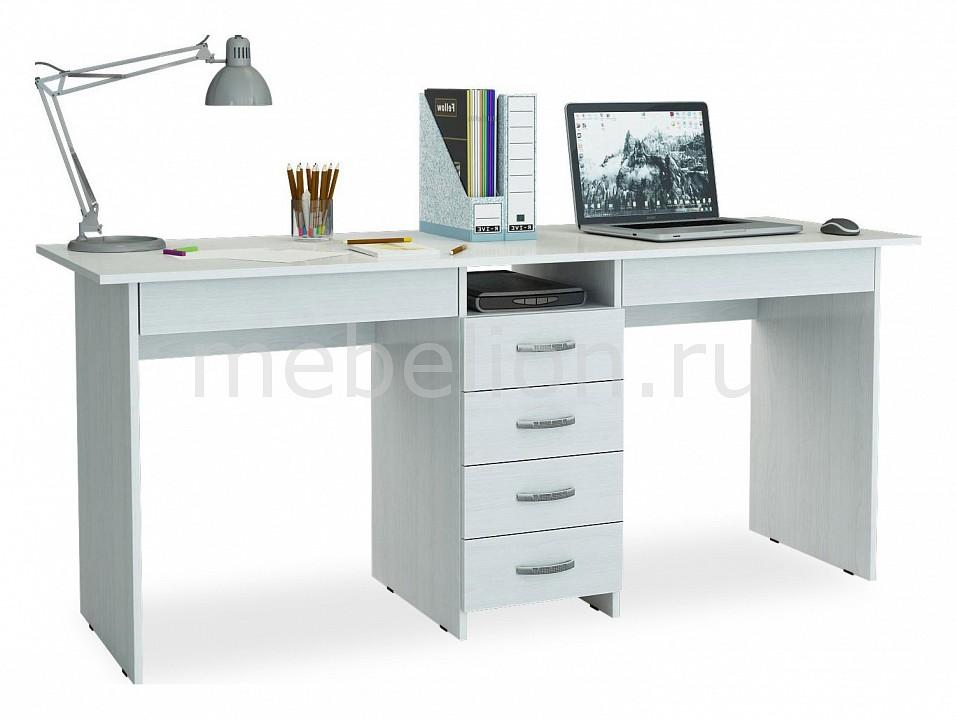 Стол письменный Тандем-2Я