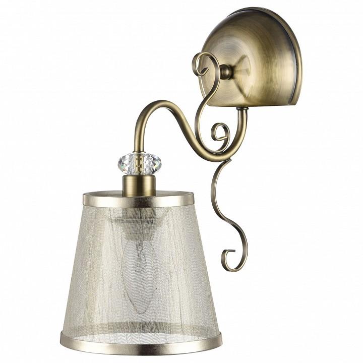 Бра FREYA MY_FR2405-WL-01-BZ от Mebelion.ru