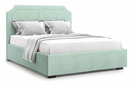 Кровать двуспальная Lago 180 Velutto 14