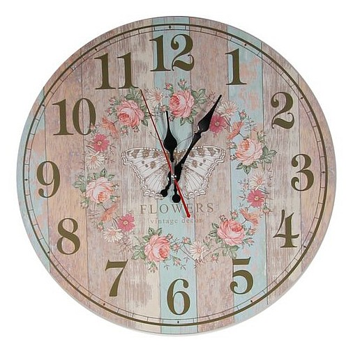 Настенные часы Акита (40 см) AKI C40-2 цена и фото