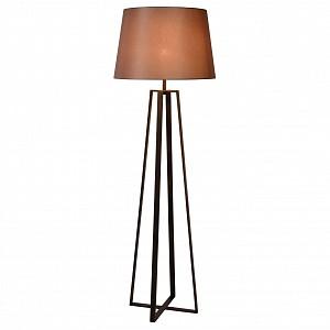 Торшер с абажуром Coffee lamp LCD_31798_81_97