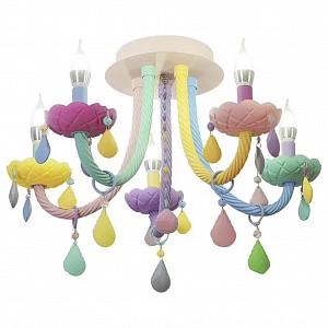 Потолочный светильник 5 ламп Астрид KL_074175-5