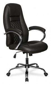 Кресло для руководителя CLG-624 LXH Black