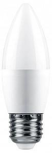 Лампа светодиодная LB-1306 E27 230В 6Вт 6400K 38052