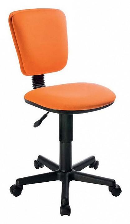 Купить Стул компьютерный Бюрократ CH-204NX/26-291 оранжевый