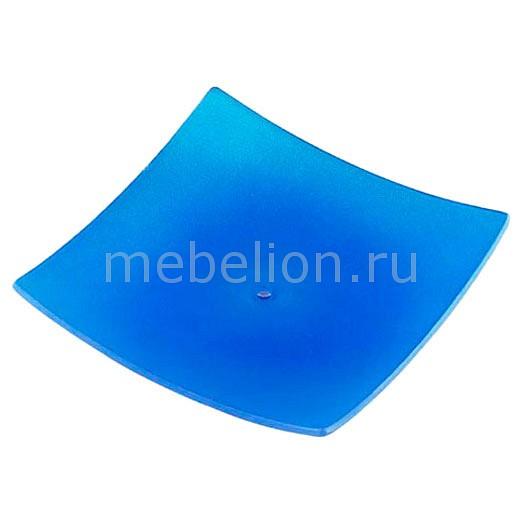Плафон стеклянный 110234 Glass A blue Х C-W234/X