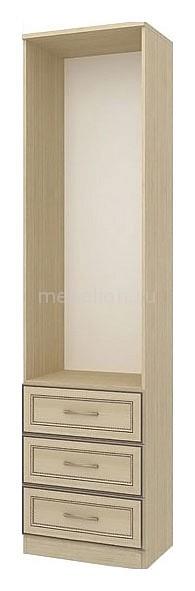 Шкаф для белья София СТЛ.098.04 Granite Rose
