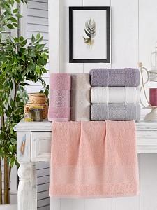 Набор из 6 банных полотенец Deren