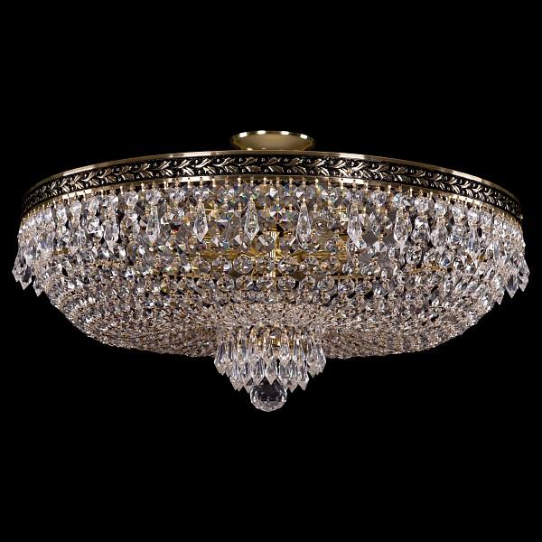 Люстра на штанге 1927/55/Z/GB Bohemia Ivele Crystal 1927/55Z/GB  (BI_1927_55Z_GB), Чехия