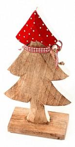 Ель новогодняя (12x6x28 см) Love Tree en_ny0038