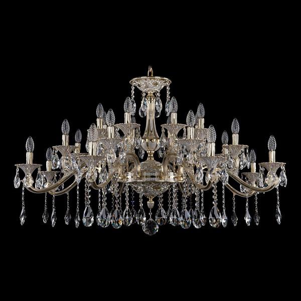 Подвесная люстра1709/24/410/A/GW Bohemia Ivele Crystal  (BI_1709_24_410_A_GW), Чехия