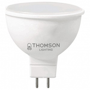 Лампа светодиодная [LED] Thomson GU5.3 10W 3000K
