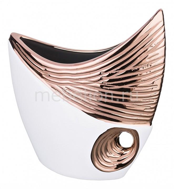 Ваза настольная АРТИ-М (20.5x8.5x21.5 см) Золотая коллекция 699-133 грипсы pro foam цвет черный 133 мм
