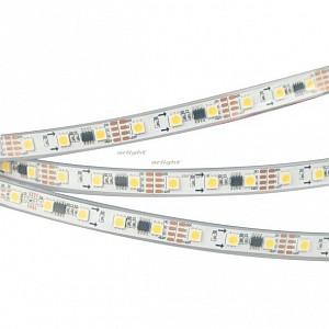 Лента светодиодная [5 м] SPI-5000P-5060-60 12V Cx3 White6000-Auto (12mm, 13.2W, IP66) 027164(1)