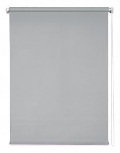 Рулонная штора Плайн 180x4x175 см., цвет серый