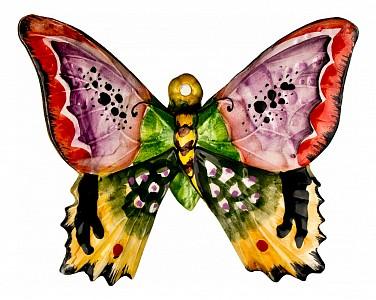 Панно (15х14 см) Бабочка 628-085