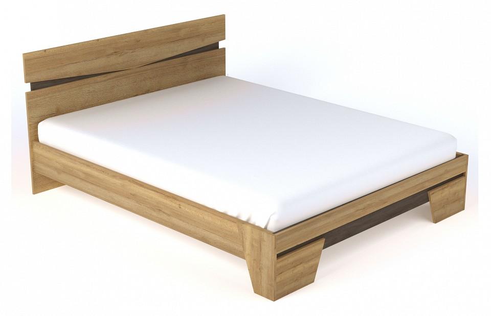 Кровать двуспальная Стреза