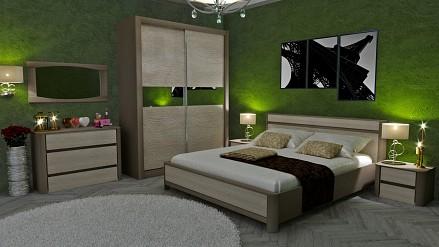 Гарнитур для спальни Лацио