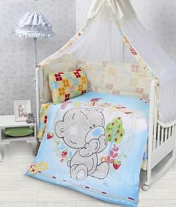 Белье в кроватку для новорожденного  OEM_MNL_sklad_5869
