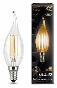 Лампа светодиодная [LED] OEM E14 5W 2700K