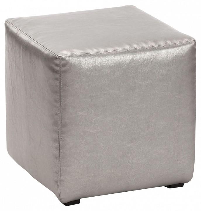 Пуф ПФ-4 серебро