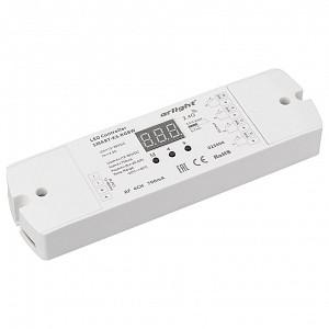 Контроллер-регулятор цвета RGBW SMART-K5-RGBW (12-36V, 4x700mA)