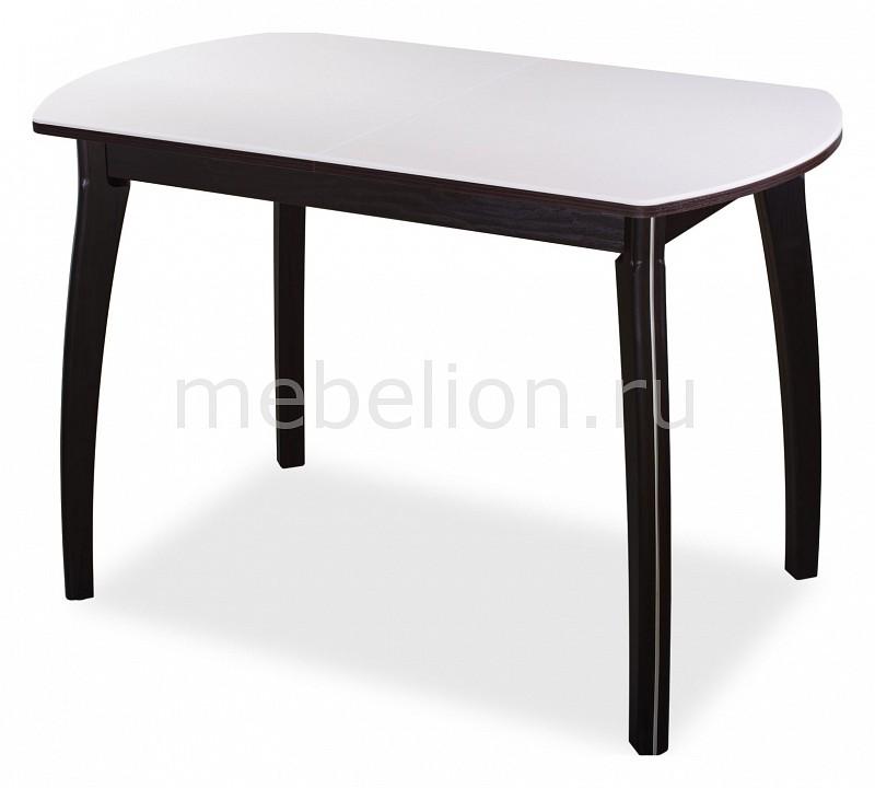 Кухонный стол Домотека DOM_Rumba_PO-1_KM_04_VN_07_VP_VN от Mebelion.ru