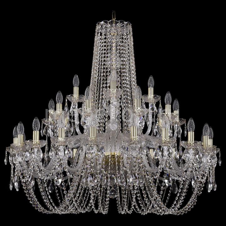 Купить Подвесная люстра 1402/20+10+5/360/G, Bohemia Ivele Crystal