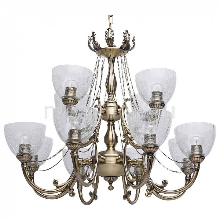 Купить Подвесная люстра Аманда 481011712, MW-Light