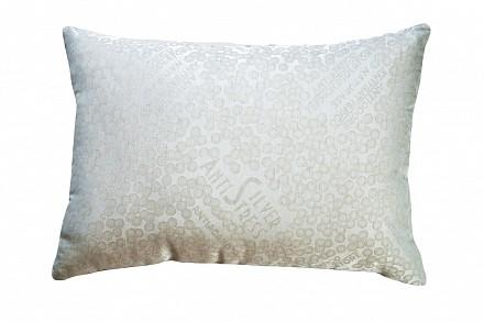 Подушка (50х72 см) Silver Antistress