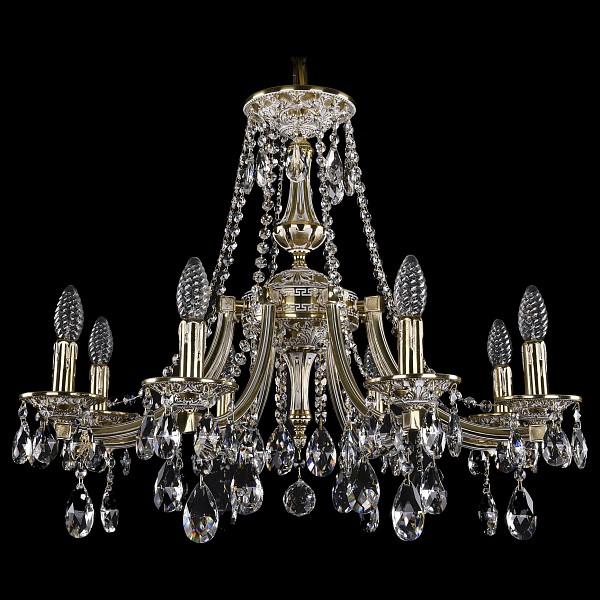 Подвесная люстра 1771/8/220/A/GW Bohemia Ivele Crystal  (BI_1771_8_220_A_GW), Чехия