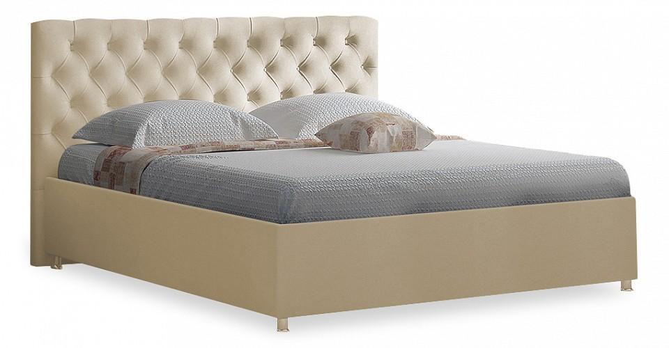 Кровать двуспальная с матрасом и подъемным механизмом Florence 180-200