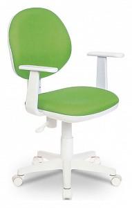 Кресло компьютерное Бюрократ CH-W356AXSN салатовое