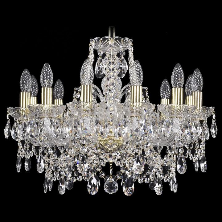 Купить Подвесная люстра 1411/12/195/G, Bohemia Ivele Crystal