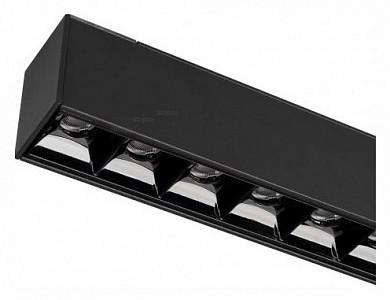 Встраиваемый светильник MAG-LASER-45-L480-18W Day4000 (BK, 15 deg, 24V) 026940