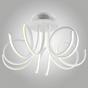 Накладной светильник 90042/5 белый