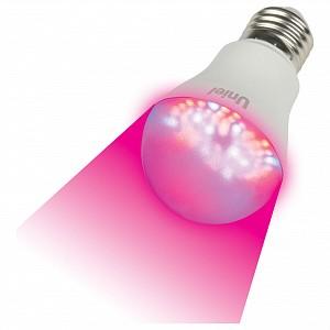 Лампа светодиодная E27 175-250В 9Вт красный LED-A60-9W/SP/E27/CL ALM01WH картон