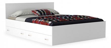 Кровать-тахта Виктория с матрасом 2000x1600