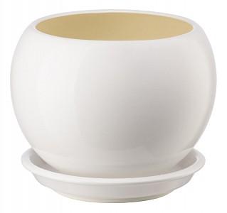Горшок (8.5х7.5х8.5 см) Шар OR037-3-106