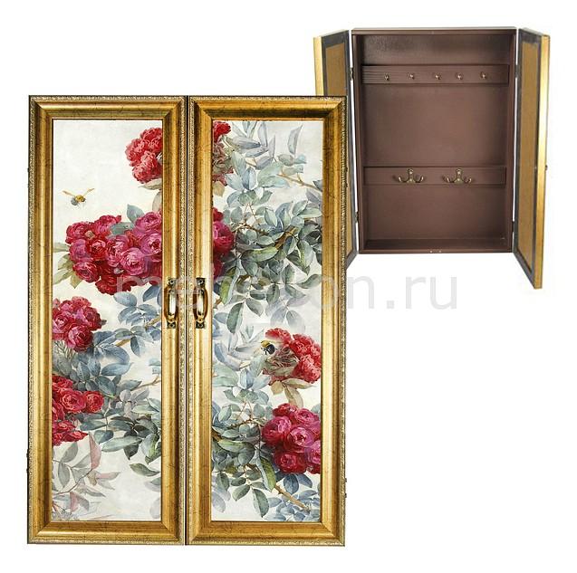 Ключница Акита (32х46 см) Розы 311-15 ключница акита 32х46 см шары 311 22