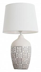 Настольная лампа декоративная Twilly A4237LT-1GY