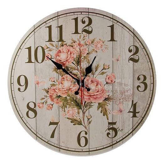 Настенные часы Акита (40 см) AKI C40-8