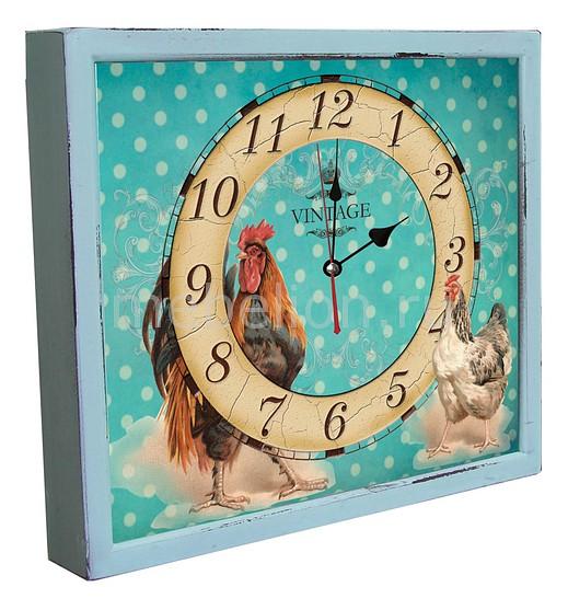 Купить Настенные Часы (34Х30 См) Петух 3034-1
