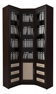 Шкаф книжный Мебелайн-54