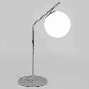 Настольная лампа декоративная Frost 01082/1 хром