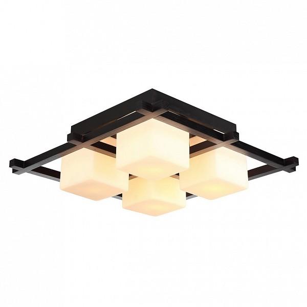 Накладной светильник Woods A8252PL-4CK