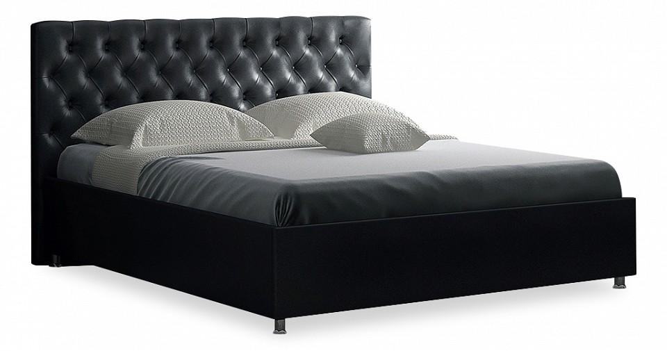 Кровать двуспальная с матрасом и подъемным механизмом Florence 160-200