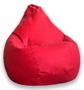 Кресло-мешок Фьюжн Красное L